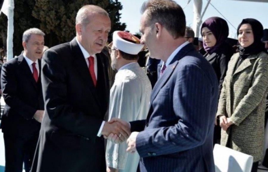 Limaj bashkë me Erdoganin në shënimin e përvjetorit të Çanakalasë