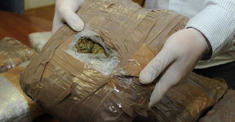 Sekuestrohen 15 kilogramë marihuanë në vendkalimin kufitar Bllacë