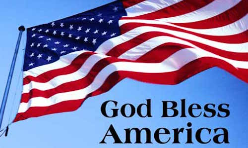 Politika i uron Pavarësinë SHBA së  Ju priftë e mbara të gjithëve