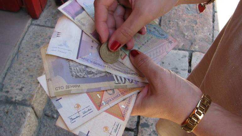 Maqedonia e Veriut me pagën më të ulët mesatare në rajon