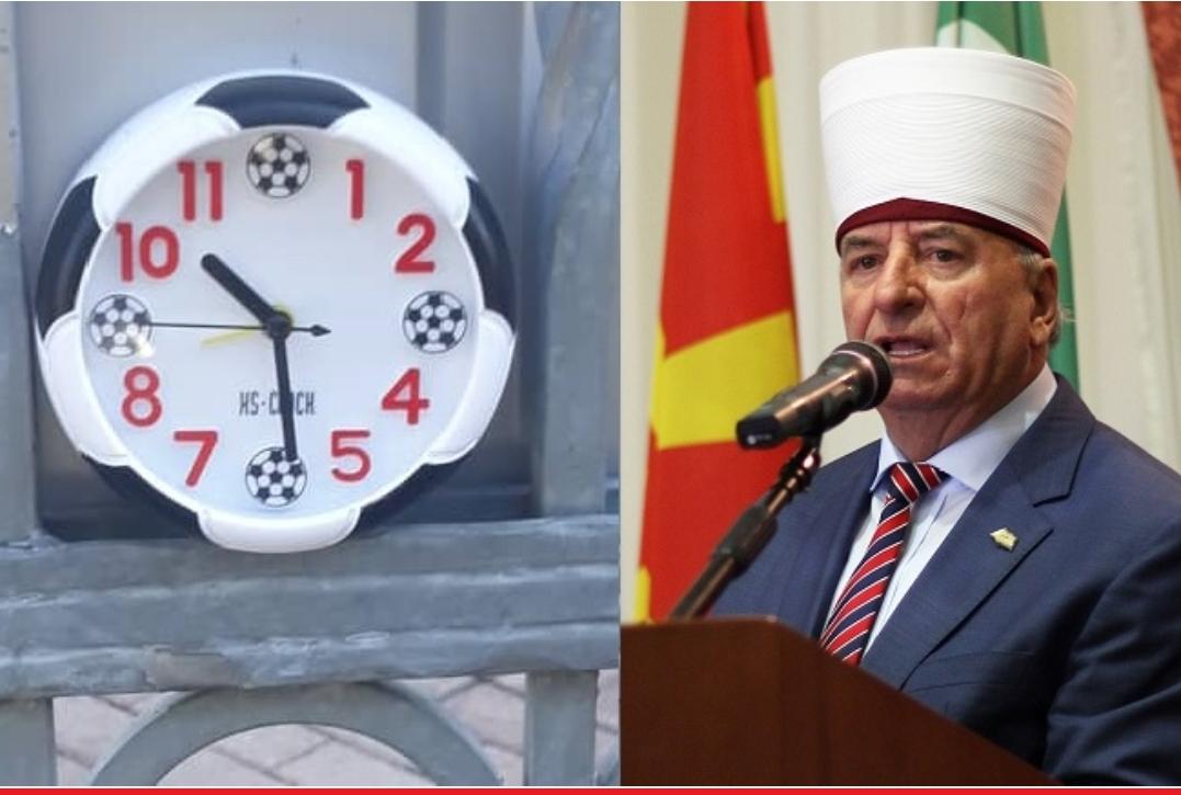 Kjo është ora  që po ja numëron  dakikat  Mulla Sulës