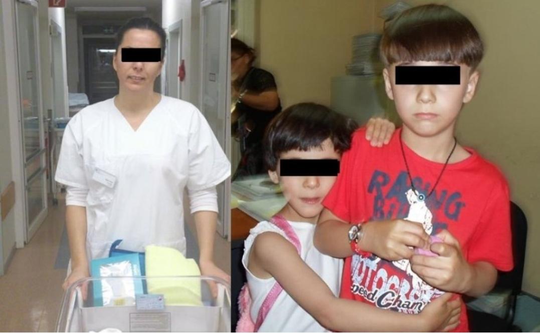 Pas më shumë se tetë vitesh kërkimi  një grua 43 vjeçare nga Prizreni e cila jetonte në Gjermani  Hana Bytyçi  gjeti dy fëmijët e saj