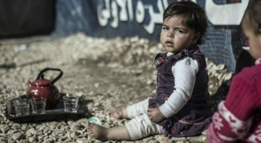 Fëmijët në luftë që të thyejnë zemrën