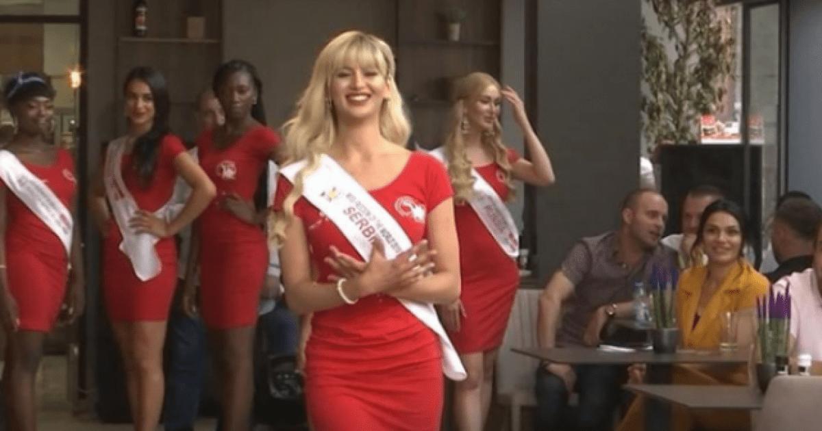 Miss Serbia tërbon të vetët  U mërzitët që jeni izoluar nga virusi  Kosovarët kanë 20 vite që nuk udhëtojnë dot