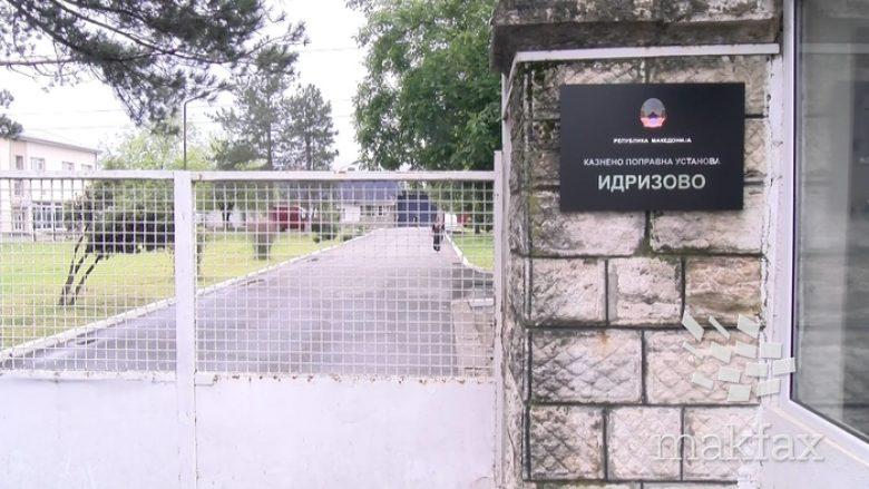 Maqedoni  shtyhet mbajtja e dënimeve me burg për personat e dënuar deri tre vjet burg