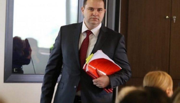 Gjykata cakton parabur gim për ish kryetarin e Penales  Vladimir Pançevski